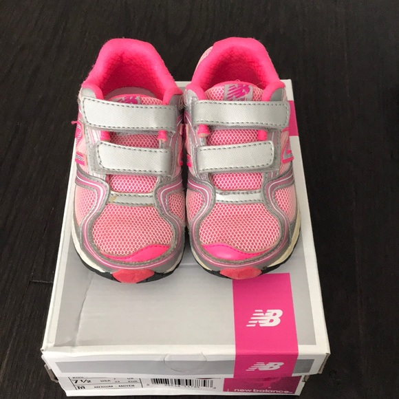 New Balance Other - Lightly worn toddler New Balance running shoes